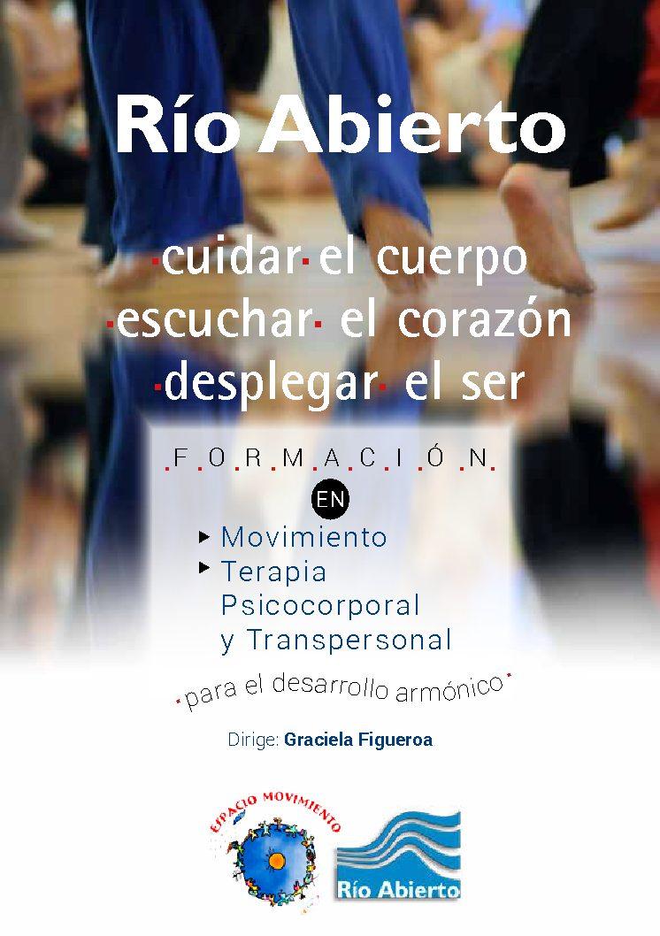 Fechas Formación Primer Curso Rio Abierto 2017-18