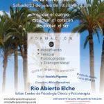 Formación Rio Abierto Elche 2018-2019.Fechas
