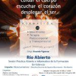 Formacion Rio Abierto 2018…Presentacion Valencia 9 de Junio